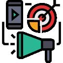 Target Media Icon
