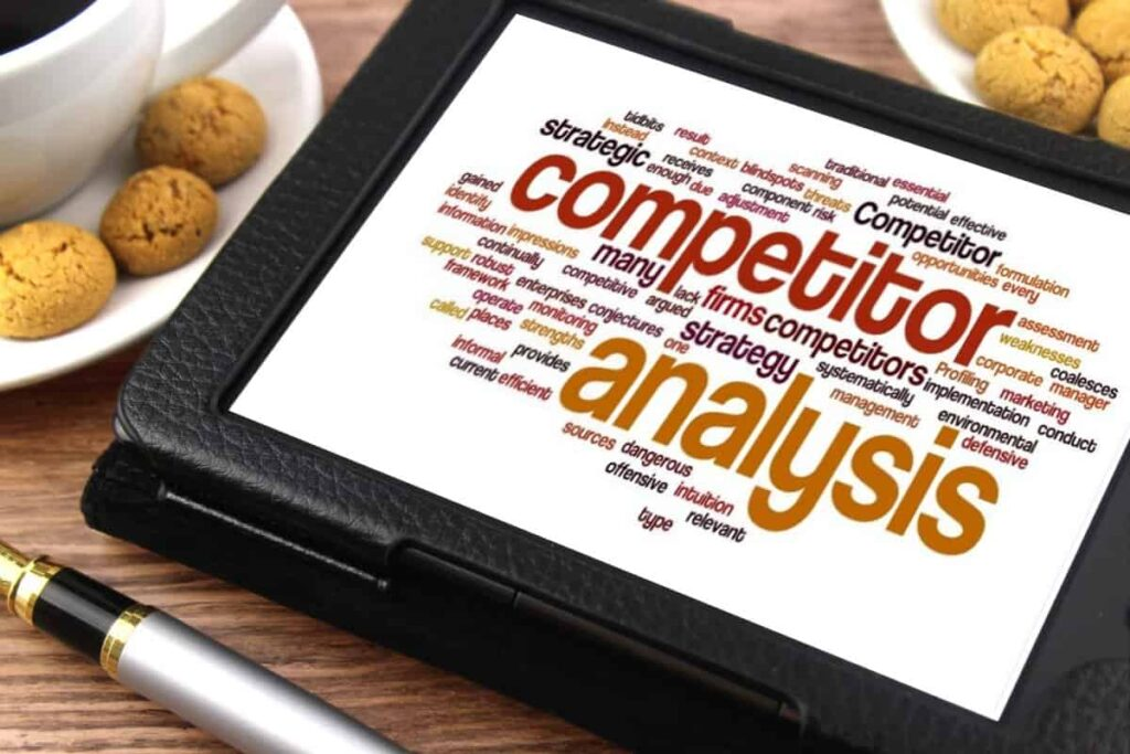 Competitor Analysis Service in San Francisco CA